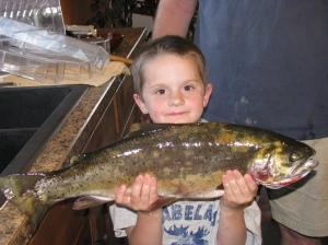 Dillan and The Big Fish